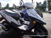 Скутер MotoZone 2009