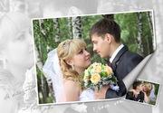 Фотосъёмка свадеб,  предсвадебных прогулок и др.