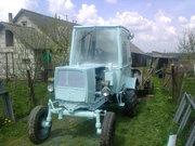трактор для фермера или приусадебный участок