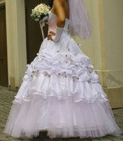 Свадебное платье В ИДЕАЛЬНОМ СОСТОЯНИИ!
