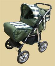 Продам детскую коляску б/у Bartek - 2