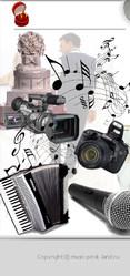 Музыка(живой вокал),  тамада,  фото,  видео,  украшение залов и машин