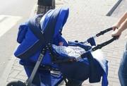 Продам детскую коляску для мальчика