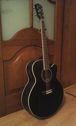 электроаккустическую гитару