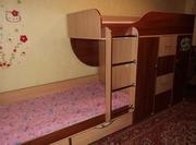 Кровать детскую двухъярусную