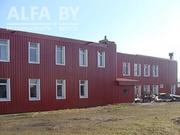 Призводственное здание с адм.-быт. корпусом в собственность. 1348 кв.м