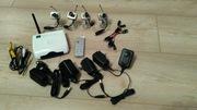 беспроводная камера видео-аудионаблюдения