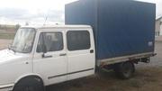 Продам DAF 400(9747) 91год. Дубль-кабина