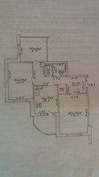 Продам 3-х комнатную квартиру в городе Пинске