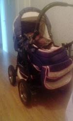 Подаётся детская коляска