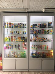 Торговое оборудование полный комплект