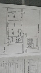 Продам Пинск Квартира 3-х комнатная